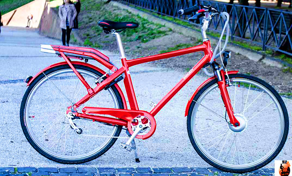Electic bicycle - bicicletta elettrica