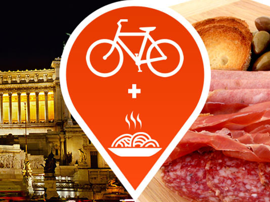 Lunch and bike tour - Pranzo e giro in bici