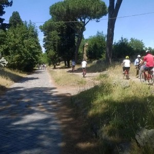 TOUR APPIA ANTICA  www.mrbike.it